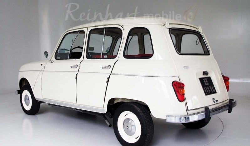 RENAULT 4 L voll