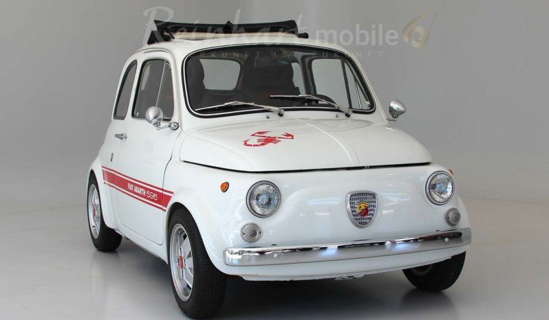 FIAT 595 ABARTH Replika voll