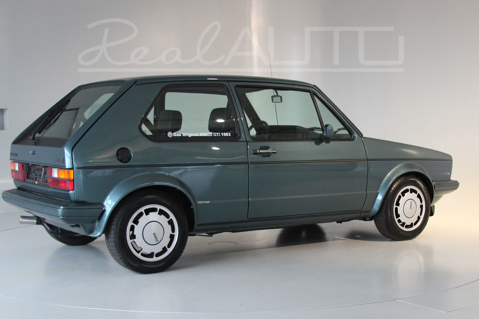 Volkswagen Golf Gti Pirelli Ein Originaler Real Auto The