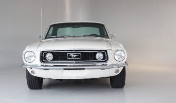 Ford Mustang Hardtop Coupé 289 cui voll